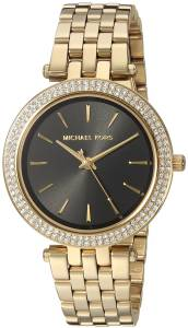 [マイケル・コース]Michael Kors  'Mini Darci' Quartz Stainless Steel Casual Watch, MK3738