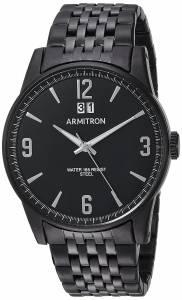 [アーミトロン]Armitron 腕時計 20/5231BKTI メンズ [並行輸入品]