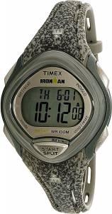 [タイメックス]Timex 腕時計 Grey Polyurethane Quartz Sport Watch TW5M08600 レディース