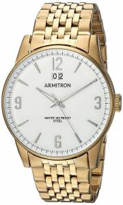 [アーミトロン]Armitron 腕時計 20/5231WTGP メンズ [並行輸入品]