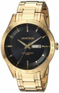[アーミトロン]Armitron 腕時計 20/5174BKGP メンズ [並行輸入品]