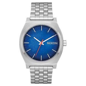 [ニクソン]NIXON 腕時計 The Time Teller Watch, Reflex Blue Sunray, One Size A045-2660