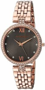 [アーミトロン]Armitron 腕時計 75/5529GYRG レディース [並行輸入品]