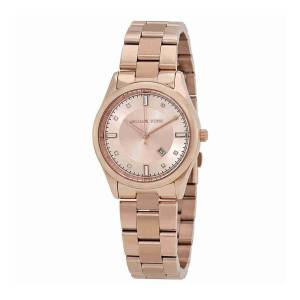 [マイケル・コース]Michael Kors 腕時計 Colette Rose GoldTone Watch MK6336