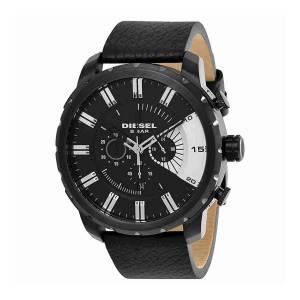 [ディーゼル]Diesel 腕時計 Chronograph Black Dial Watch DZ4382 メンズ [並行輸入品]