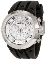 インヴィクタ 時計 Invicta Mens 0840 I-Force Contender Chronograph White Dial Black Polyurethane<img class='new_mark_img2' src='//img.shop-pro.jp/img/new/icons40.gif' style='border:none;display:inline;margin:0px;padding:0px;width:auto;' />