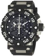 インヴィクタ 時計 Invicta Mens 0653 Subaqua Collection Nitro Chronograph Black Polyurethane Watch<img class='new_mark_img2' src='//img.shop-pro.jp/img/new/icons25.gif' style='border:none;display:inline;margin:0px;padding:0px;width:auto;' />