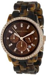 マイケルコース 時計 New Michael Kors MK5366 Tortoiseshell Ladie's Watch