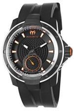 テクノマリーン 時計 TechnoMarine 610006 UF6 3 Hands Black Watch New