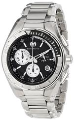 テクノマリーン 時計 TechnoMarine Mens 110002S Cruise Steel Metal Bracelet Watch
