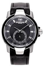 テクノマリーン 時計 TechnoMarine 609021 UF6 3-Hand Black Watch New