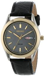 セイコー 時計 Seiko Mens Solar Watch With Grey Dial<img class='new_mark_img2' src='//img.shop-pro.jp/img/new/icons22.gif' style='border:none;display:inline;margin:0px;padding:0px;width:auto;' />