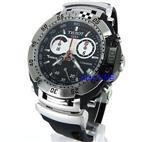 ティソ 時計 TISSOT CHRONO T-RACE MotoGP POLYU 100M T0274171705100