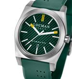 ロックマン 時計 Locman Stealth #9642 Ref. 201 Green<img class='new_mark_img2' src='//img.shop-pro.jp/img/new/icons6.gif' style='border:none;display:inline;margin:0px;padding:0px;width:auto;' />