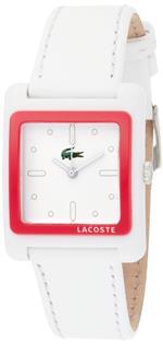 ラコステ 時計 Lacoste Club Collection Isola White Dial Womens watch #2000548