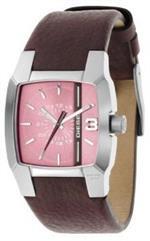 ディーゼル 時計 Diesel Brown Leather Band 50 Meter Mens Watch - DZ5100