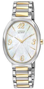 シチズン 時計 Citizen Womens EX1234-54D Eco-Drive Allura Watch