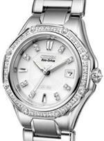 シチズン 時計 Citizen Signature Collection Ladies Octavia Diamond EW2090-53A Watch