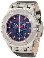 インヴィクタ 時計 Invicta Mens 10075 Subaqua Reserve Chronograph Black Carbon Fiber Dial Watch