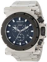 インヴィクタ 時計 Invicta Mens 10028BLB Coalition Force Chronograph Black Dial Watch