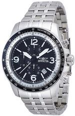 インヴィクタ 時計 Invicta Mens 13960 Specialty Quartz Chronograph Date Stainless Steel Watch