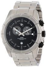 リップカール 時計 Rip Curl Mens A1091 - BLK K55 Tidemaster Black Analog Tide Watch