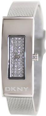 ダナキャラン 時計 DKNY Silver-Tone Mesh Bracelet Womens watch #NY2109