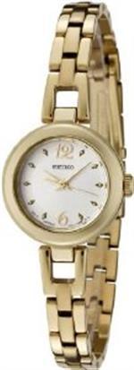 セイコー 時計 Women Watch Seiko SXGN80 Gold Tone Stainless Steel Dress Quartz