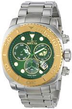インヴィクタ 時計 Invicta Mens 14648 Pro Diver Analog Display Swiss Quartz Silver Watch
