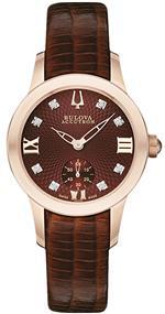 ブローバアキュトロン 時計 Bulova Accutron Masella Womens Luxury Watch 64P103