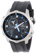 カシオ 時計 Casio Mens EMA100-1A Edifice Multi-Function Marine Line Analog Watch