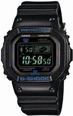 カシオ 時計 Casio G-SHOCK Bluetooth Low Energy 30th Anniversary Initial Blue Series GB-5600AA-A1JR
