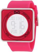 ドルチェガッバーナ 時計 DampG Dolce amp Gabbana Womens DW0737 High Contact Pink Dial amp Strap Touch