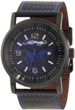 エドハーディー 時計 Ed Hardy Mens KM-SN Kombat Blue Watch<img class='new_mark_img2' src='//img.shop-pro.jp/img/new/icons22.gif' style='border:none;display:inline;margin:0px;padding:0px;width:auto;' />