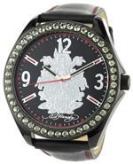 エドハーディー 時計 Ed Hardy Mens HS-GS Hot Shot Goddess Watch<img class='new_mark_img2' src='//img.shop-pro.jp/img/new/icons40.gif' style='border:none;display:inline;margin:0px;padding:0px;width:auto;' />