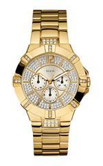 ゲス 時計 GUESS U13576L1 Dazzling Sport Watch - Gold