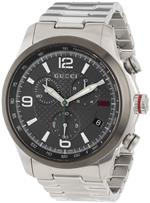グッチ 時計 Gucci Mens YA126238 Gucci Timeless Diamond Pattern Anthracite Dial Watch<img class='new_mark_img2' src='//img.shop-pro.jp/img/new/icons9.gif' style='border:none;display:inline;margin:0px;padding:0px;width:auto;' />