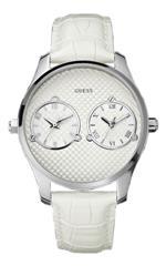 ゲス 時計 Guess Mens Watches Guess Trend Gents Leather Strap W80043G1 - WW