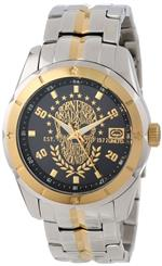 マークエコー 時計 Marc Ecko Mens E11563G2 The Born Free Classic Analog Watch<img class='new_mark_img2' src='//img.shop-pro.jp/img/new/icons4.gif' style='border:none;display:inline;margin:0px;padding:0px;width:auto;' />
