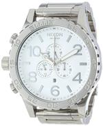 ニクソン 時計 NIXON Mens NXA083488 Chronograph Dial Watch
