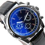 その他 時計 Vandesail New Fashion Photochromic Dail Lens Black Leather Strap Watch Automatic