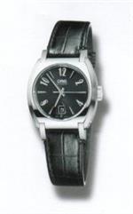 オリス 時計 Oris Frank Sinatra Date Stainless Steel Ladies Automatic Watch 561-7573-4064LS