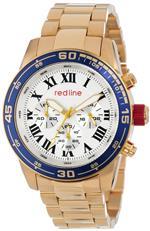 レッドライン 時計 red line Mens RL-60046 Chronograph Silver Dial Stainless Steel Watch<img class='new_mark_img2' src='//img.shop-pro.jp/img/new/icons19.gif' style='border:none;display:inline;margin:0px;padding:0px;width:auto;' />