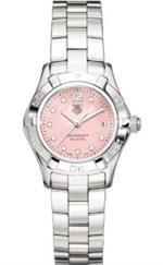 タグ ホイヤー 時計 TAG Heuer Womens WAF141A.BA0813 Aquaracer 2000 Watch