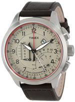 タイメックス 時計 Timex Mens T2P275DH Intelligent Quartz Adventure Series Linear Indicator