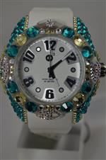 テンデス 時計 Tendence Rainbow Crystal Art Womens Quartz Watch 02013101<img class='new_mark_img2' src='//img.shop-pro.jp/img/new/icons33.gif' style='border:none;display:inline;margin:0px;padding:0px;width:auto;' />