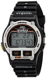 タイメックス 時計 TIMEX IRONMAN TRIATHLON INDIGLO 8 Lap Mens Watch T5H961-N