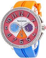 テンデス 時計 Tendence - Crazy Unisex Quartz Watch with Multicolour Dial Analogue Display and