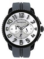 テンデス 時計 Tendence Unisex Mystery Gulliver Chronograph Watch in Grey and Silver