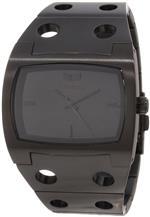 ベスタル 時計 Vestal Mens DES3M02 Destroyer Brushed Black with Black Dial Watch